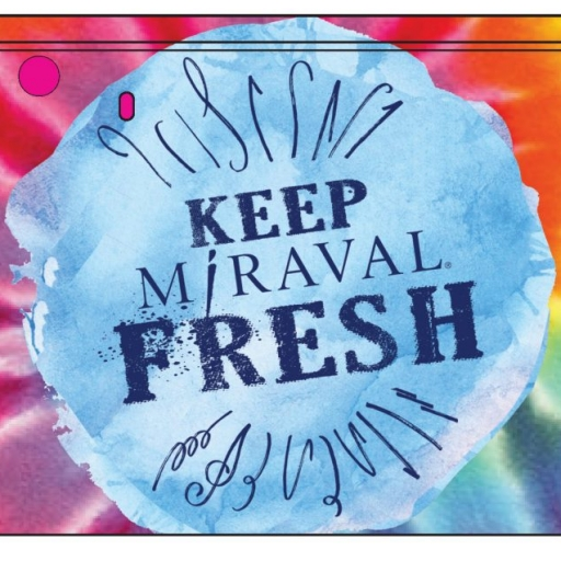 keep miraval fresh tie dye image