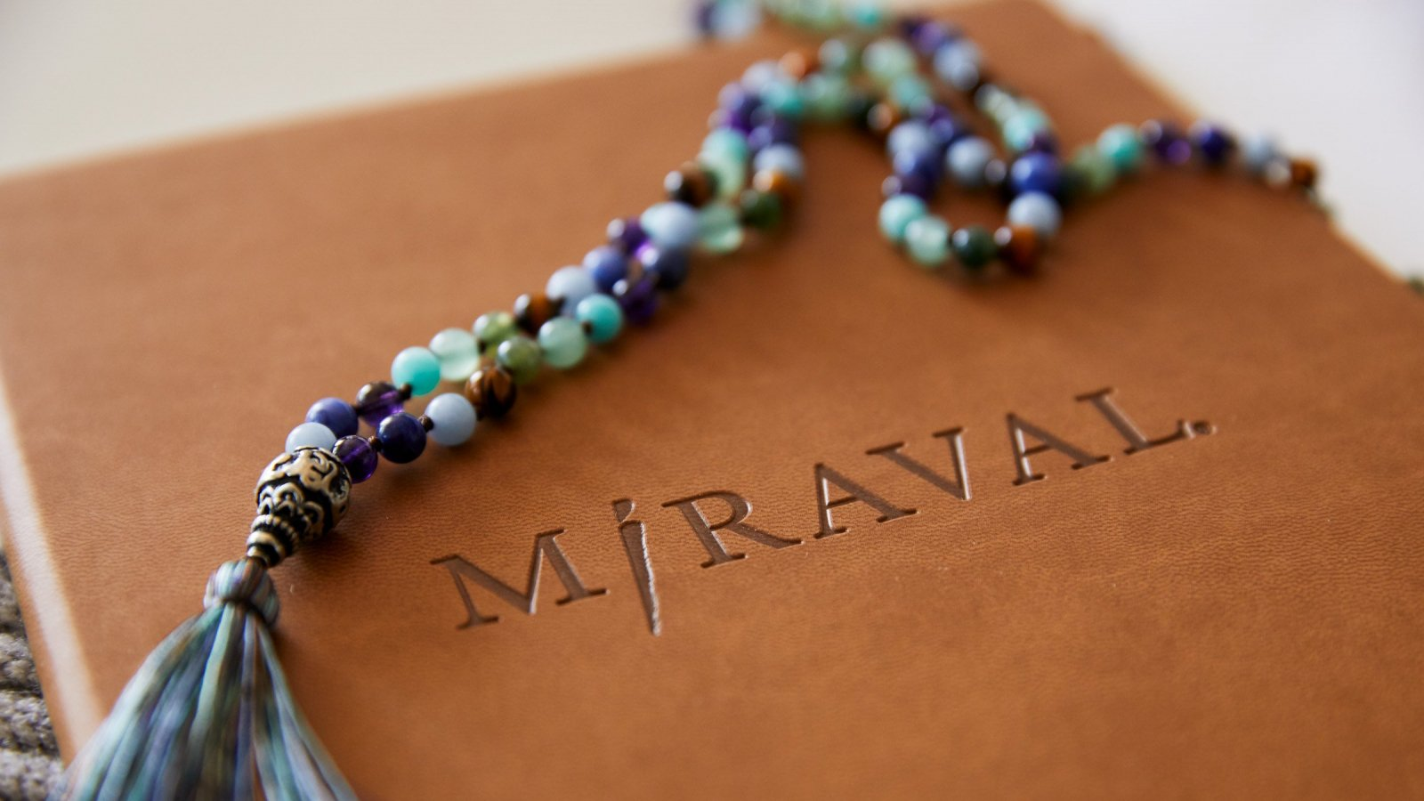 Miraval Journal with Mala